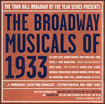 The Broadway Musicals of 1933
